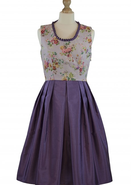 Lilac Prom Dress Front