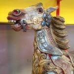 Carousel horse one