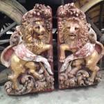 Decorative Lions