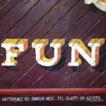Sign Fun