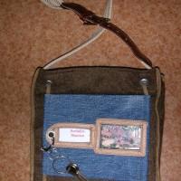 Novelty-luggage-and-belt-shoulder-bag