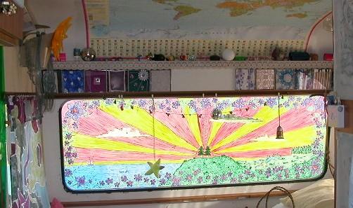 Caravan-mural